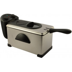 Skyline 5525 VT 3 Lits Electric Deep Fryer