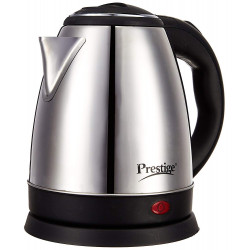 Prestige PKOSS 1.5 LITRE Electric Kettle Stainless Steel  (1.5 L, Silver)