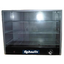 Hotcase Robustix Sliding Glass 108 Liters - One Slide Glass