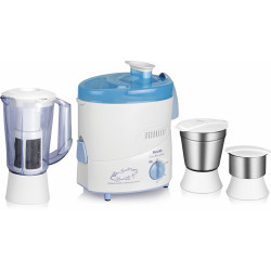 Philips HL1632 500 W Juicer Mixer Grinder (Blue, 3 Jars)