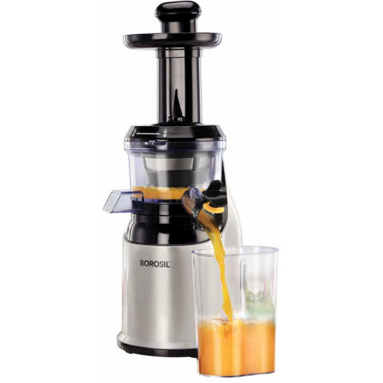Borosil Health Pro Slow Juicer wb13 Cold Press