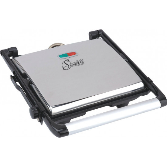 Shinestar SS584 Jumbo Griller - Contact Press Grill Sandwich Toaster