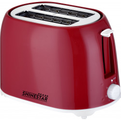 Shinestar Pop Up toaster 2 Slice  ss105 Abs Body