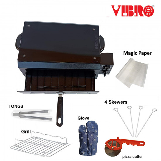 Electric Tandoor - Vibro