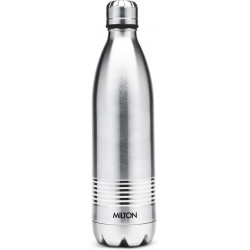 Milton 500 ml Flask Duo Dlx 500 ml Thermosteel (24hrs Hot & Cold) Stainless Steel Bottle
