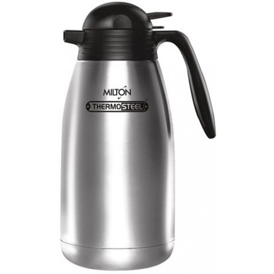 Milton 2000ml Carafe Thermosteel Flask Stainless Steel Kettle