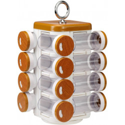 JVS Spice Rack 16 Containers (Masale Dani)