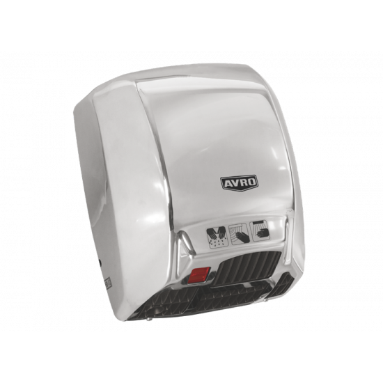 Avro Hand Dryer HD12 (Automatic) Stainless Steel 304