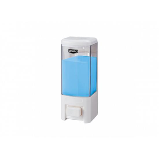 Avro Soap Dispenser SD08 Abs Body Manual Wall mounted