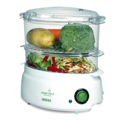 Inalsa Magic Cook 2 - Food Steamer