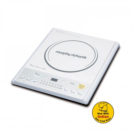 Morphy Richards CHEF EXPRESS 200 Induction Cook Top