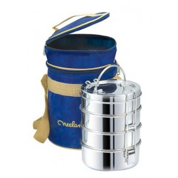 Neelam Dura Hot tiffin 7x4 with Bag